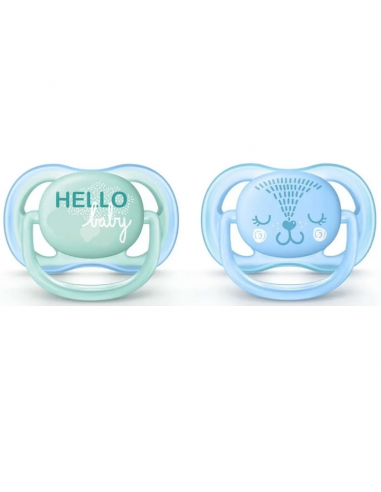 Chupetes Philips Avent Ultra Air 0-6...