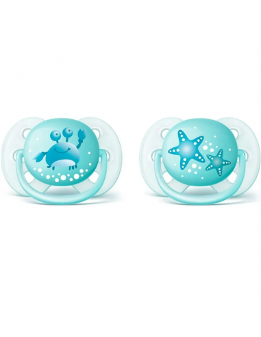 Chupete Philips Avent Ultra Soft 0-6...