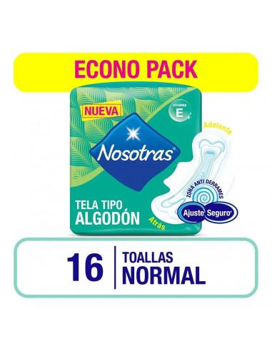 Toallitas Femeninas Nosotras Normal...